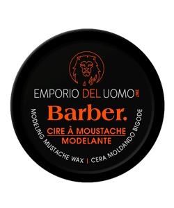 Modeling Mustache Wax